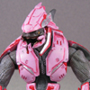 Custom Pink Armor Elite For American Breast Cancer Foundation