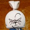 Mighty Muggs Usagi Yojimbo Figure By DrMugg