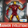 Iron Man Armor Evolutions: Toys R Us Exclusive Set