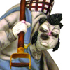 Gris Grimlys Cannibal Flesh Riot Statue