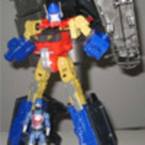 Custom Transformers/G.I.Joe Transforming H.I.S.S. Tank