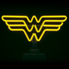 Wonder Woman Mini Neon Sign