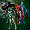 Blackest Night Series 1 Action Figures