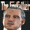The Godfather Life-Size Bust