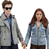'Twilight' Edward & Bella Action Figure 2 Pack From NECA