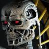 Hot Toys Diorama Masterpiece Series  -  DMS03  Terminator Salvation - Terminator Factory - T 700 Diorama