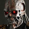 MMS - Terminator Salvation: Endoskeleton T-600 Collectible Figure