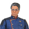 Battlestar Galactica Admiral Bill Adama & President Laura Roslin Series 4 Figure Images