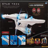 The New Star Trek U.S.S. Enterprise NCC-1701 Ship From Playmates Toys