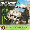 G.I.Joe: Rise of Cobra Steel Crusher & Cobra Gunship Vehicles