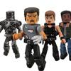 Terminator 2 Cyberdyne Assault Minimates Set