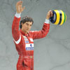 Ayrton Senna Fine Art Statue Worldwide Release