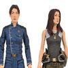 Battlestar Galactica Boomer & Athena 2-Pack
