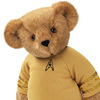 The Vermont Teddy Bear Company Debuts NEW Captain Kirk and Spock Bears