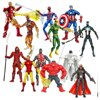 Marvel Universe Action Figures Wave 4 Revision 1