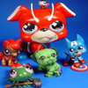 Littlest Pet Shop Avengers By Elizabeth