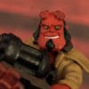 Mezco's BPRD Buddies featuring Hellboy Now Arriving In Stores
