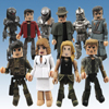 Battlestar Galactica Minimates Return as Toys