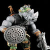 TMNT Rocksteady & Bepop By TonyzCustomz