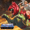 Limited Edition MOTU Art Book at SDCC