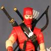 Spotlight On: GIJoe 25th Anniversary Red Ninja
