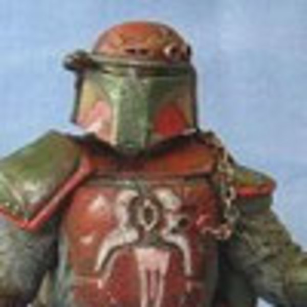 Star Wars Mandalorian Warrior figure by Hemble