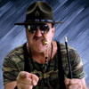 Hasbro and Sgt. Slaughter at Canadian Action Figure Expo 2009 THIS WEEKEND