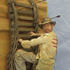 1/6 Scale Indiana Jones Rope Bridge Dio By Hemblecreations