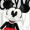 Hybrid Metal Figuration #001 Mickey Mouse Die Cast Action Figure