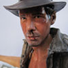 1:6 Scale Indiana Jones Figure From