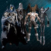 Blackest Night Series 5 Figures & More For DCD's August 2010 Solicitations