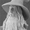 Sideshow Toys 12 Days Of Sideshow: Gandalf The Grey - Mines Of Moria Premium Format Figure