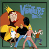 Venture Bros. Action Figures Coming From BifBangPow