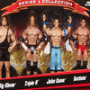 WWE TRU Series 1 Collector 6-Pack Action Figures