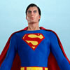Christopher Reeve Superman Cinemaquette Figure Details Revealed