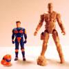 G.I.Joe 25th Anniversary Style Calhoun Burns From M.A.S.K. Figure By Creativebeast