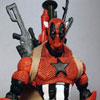 Marvel Legends Captain America Suit Deadpool Figure By Kyle Robinson