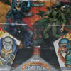 GIJoe 25th Anniversary Wave 2 Comic 2-Pack Packaged Images