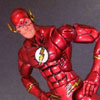 Marvel Legends Style Flash Figure By Taddy333