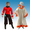 Star Trek: The Original  Series - Cloth Retro Series 4 Figures: Scotty & The Keeper