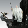 Gandalf vs Saruman - The Treachery of Saruman Diorama
