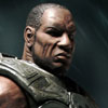 NECA Releases Teaser Image of Gears of War Augustus Cole Action Figure