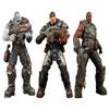 NECA Releases Images of Gears of War Series 1 Action Figures