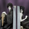 Sandman And Death 20th Anniversary Bookends