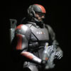 Mass Effect: Commander Shepard Statue Video
