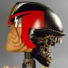 Dredd vs Alien