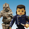 Battlestar Galactic: Razor Minimates  - Part 2