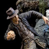 Indiana Jones: Raiders Of The Lost Ark ARTFX Theatre Statue