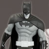 Batman Black & White Statues