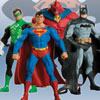 Superman/Batman Series 6 Action Figures
